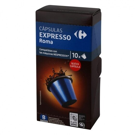 Café roma - Prodotto - es