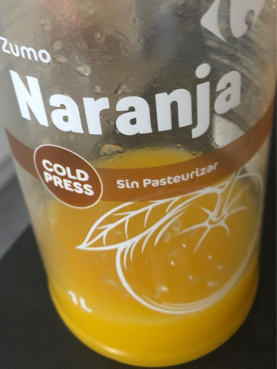 Cold press - Producto - fr
