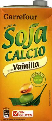 Soja calcio sabor vainilla - Producte