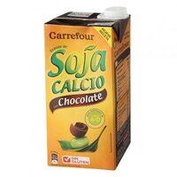 Bebida de soja calcio chocolate - Producto - es
