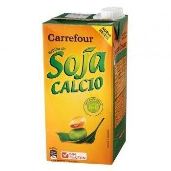 Bebida de soja calcio - Product - es
