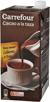 Chocolate a la taza - Producte - es
