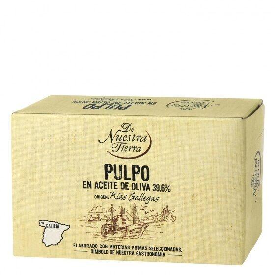 Pulpo en aceite de oliva - Producte - es