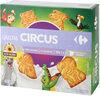 Galleta circus - Producte