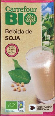 Bebida de Soja Bajo contenido en azúcares - Producto
