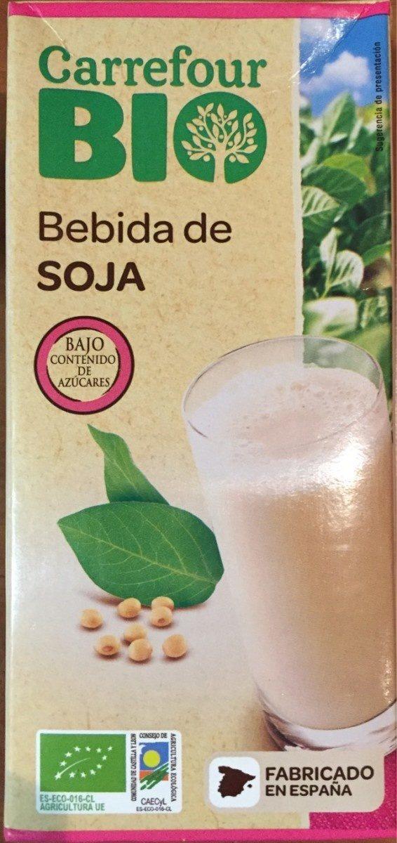 Bebida soja classic - Produit - fr