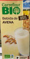 Bebida avena - Produit - fr