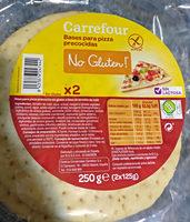 Bases para pizza precocidas - Producto