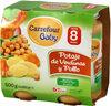 Tarrito potaje verduras pollo - Produit