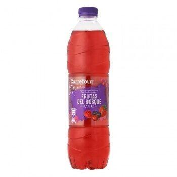 Agua frutos rojos - Producto - es