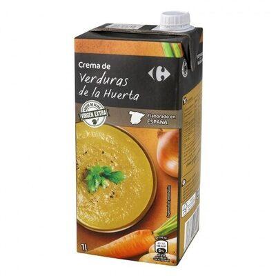 Crema verduras de la huerta - Produit - es