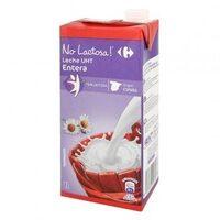 Leche sin lactosa entera - Producto - es