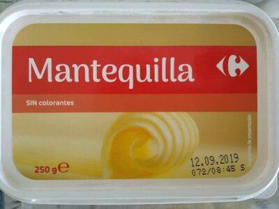 Mantequilla - Producto - es