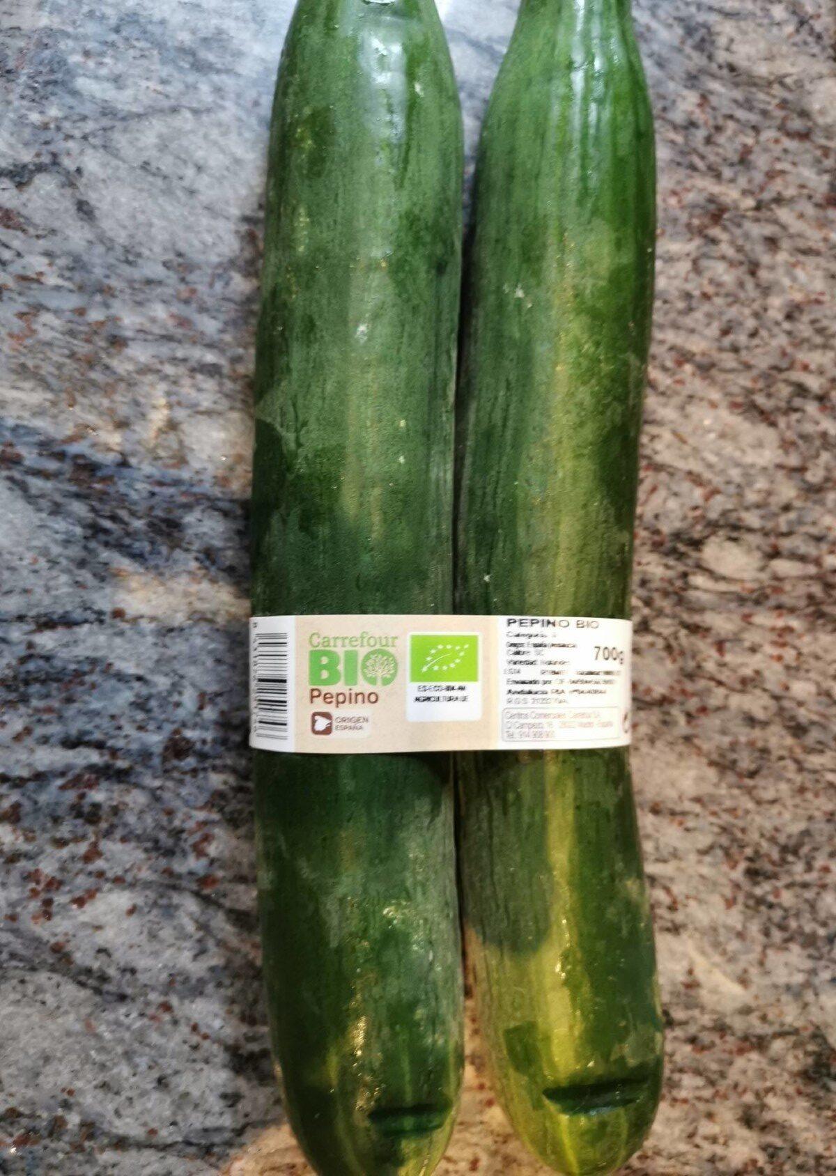 Pepino bio - Product - es