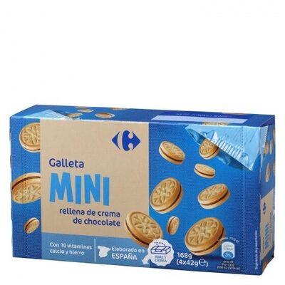 Mini galleta rellenas - Product - es