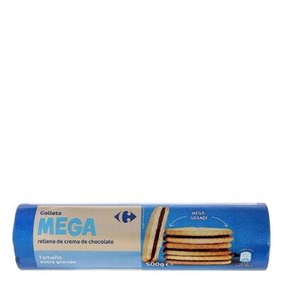 Galleta mega rellena chocolate - Producte - es
