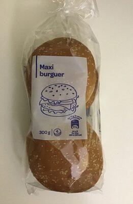 Maxi burguer