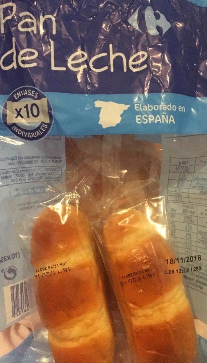 Pan de leche - Produit - fr