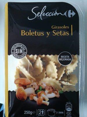 Girasoles. Boletus y Setas - Product