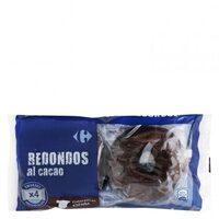 Redondos cacao - Produit - es