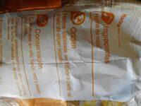Harina maiz - Ingredientes - es