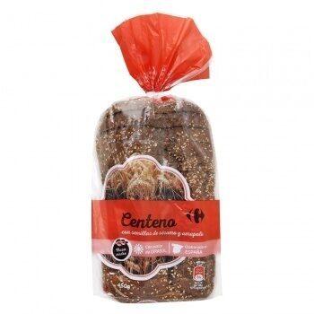 Pan de centeno y semillas - Producte - es