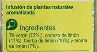 Produit inconnu - Ingredients