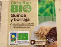 Preparado vegetal quinoa y borraja - Producto - es