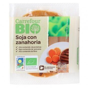 Preparado vegetal soja con zanahoria - Producte - es