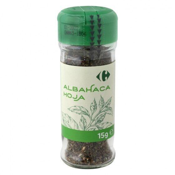 Albahaca - Producto - es