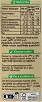 Gazpacho - Informations nutritionnelles - es