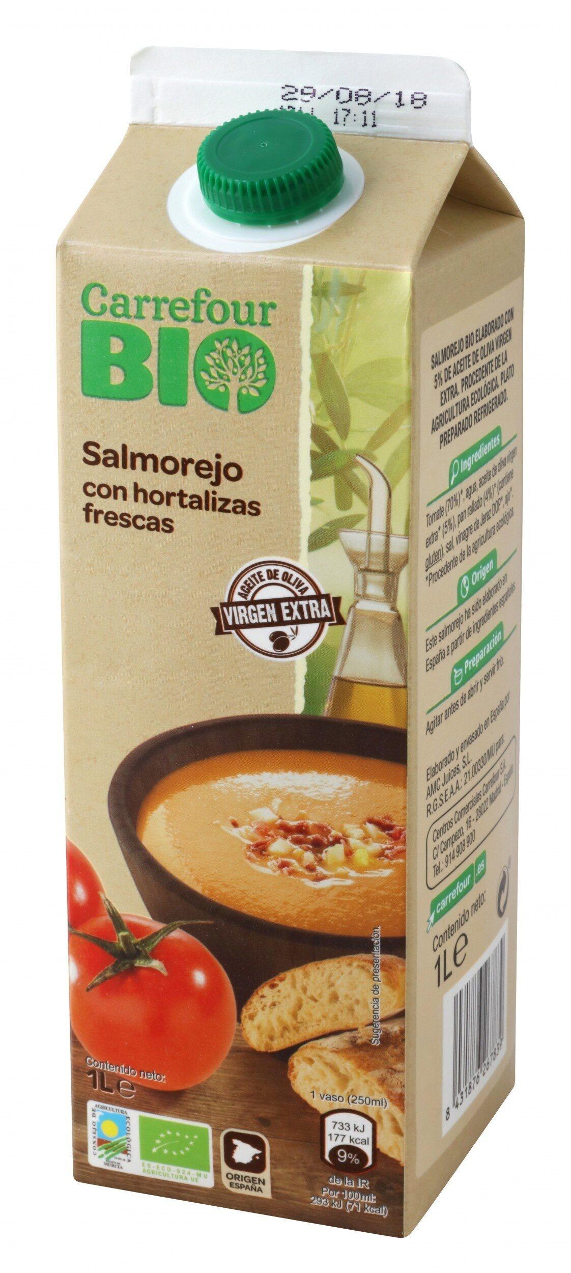 Salmorejo - Product - es