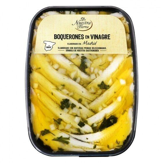BOQUERONES EN VINAGRE - Producte - es