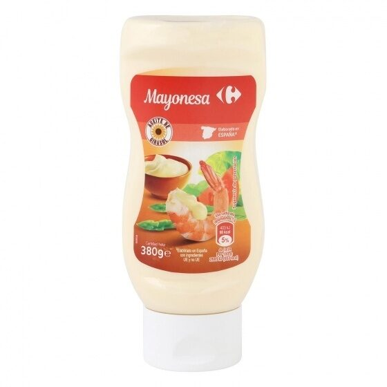 Mayonesa pet - Produit - es