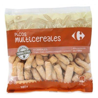 Picos multicereales - Produit - es