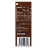 Barquillos cucuruchos - Informations nutritionnelles - es