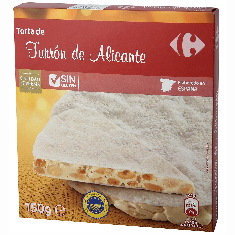 Torta Alicante - Producto - es