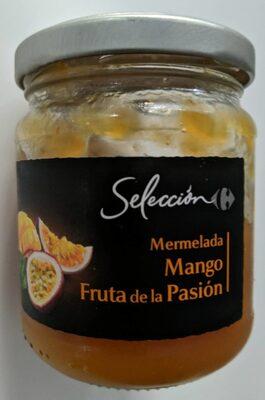 Mermelada Mango Fruta de la pasión