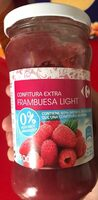 Confiture extra Frambuesa light - Producto