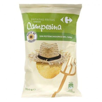 Patatas fritas lisas campesinas - Producte - es