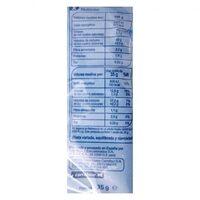 Patatas fritas onduladas - Informations nutritionnelles - es