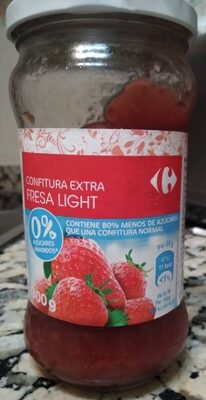 Confitura extra fresa light - Produit