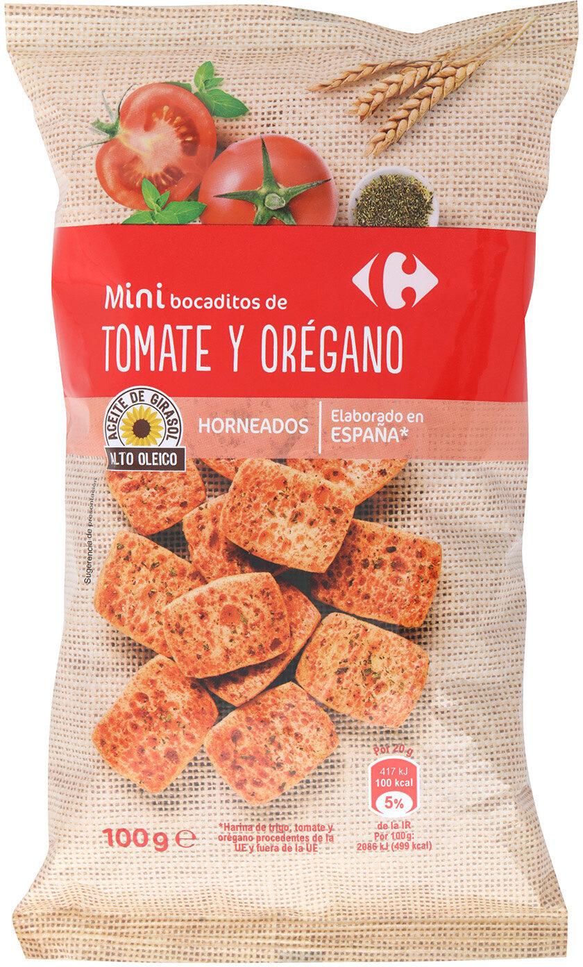 Bocaditos tomate y orégano - Product - es