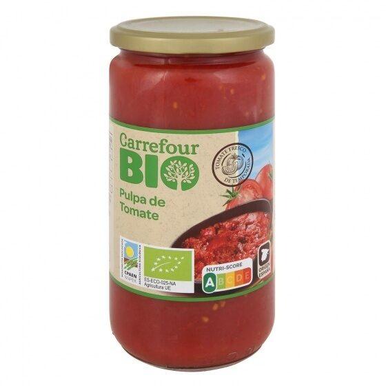Pulpa de tomate - Produit - es
