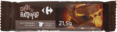 Barquillo cacao tradicional - Producte - es