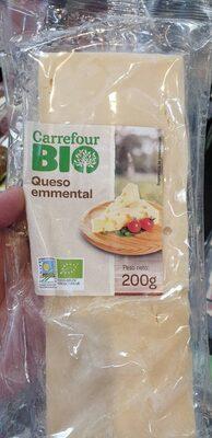 Queso Bio emmental - Producto - es
