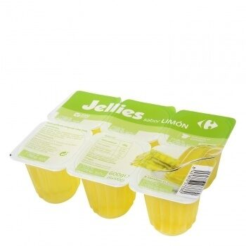 Jellies limón - Producto - es