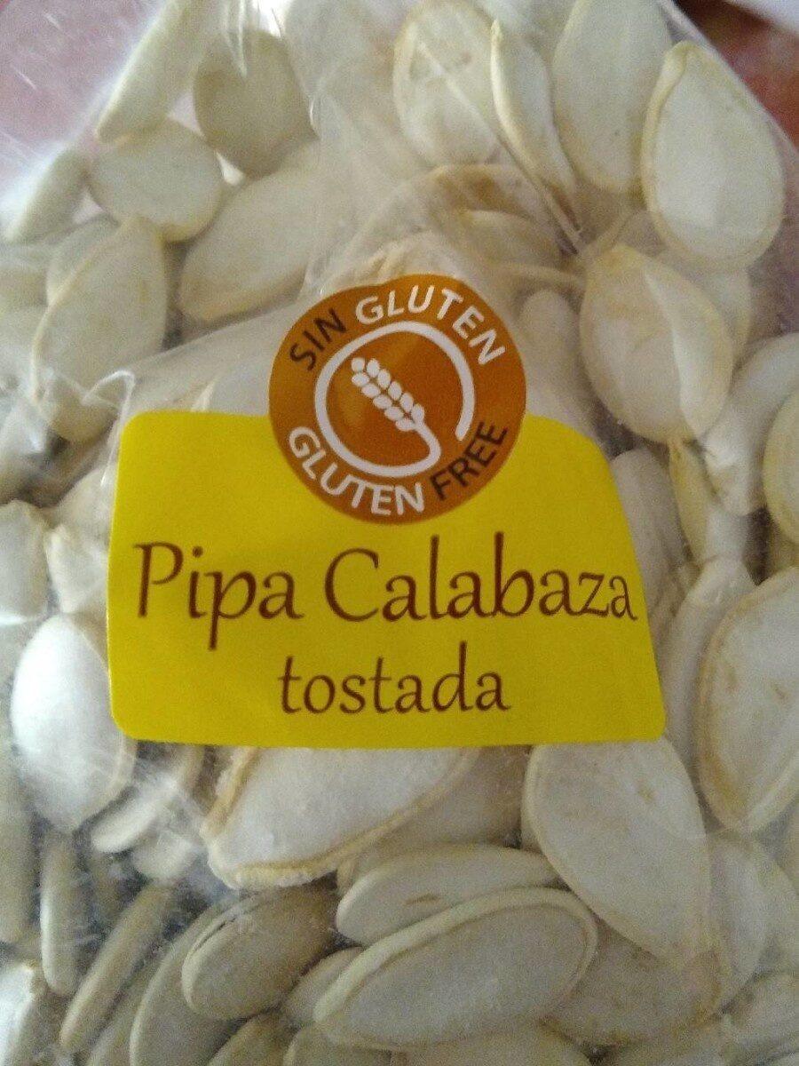 Pipa Calabaza tostada - Nutrition facts