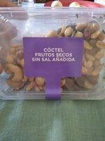 Frutos secos sin sal añadida - Producto - es