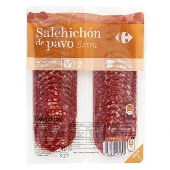 Salchichon De Pavo Extra - Producto - es